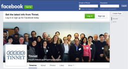 Facebook TINNET Page