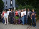 Participants of the first WG2 Database meeting